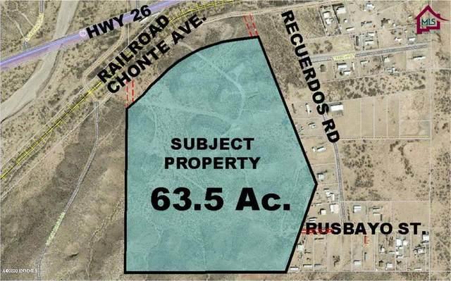 0000 Rusbayo Street, Hatch, NM 87937 (MLS #2000695) :: Arising Group Real Estate Associates