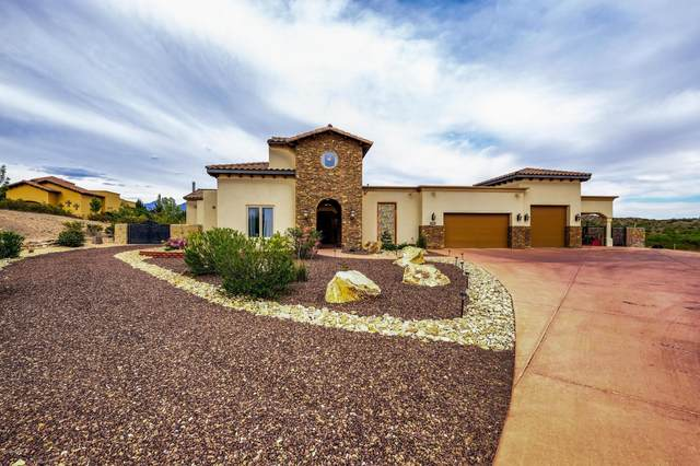 5697 Via Estrella, Las Cruces, NM 88011 (MLS #2000697) :: Better Homes and Gardens Real Estate - Steinborn & Associates