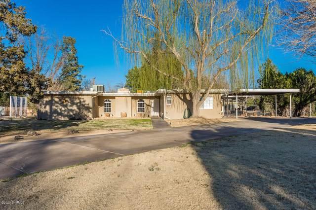 9 Lebanon Arc, Las Cruces, NM 88005 (MLS #2000700) :: Arising Group Real Estate Associates