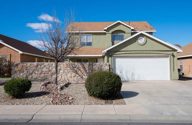 2932 Onate Road, Las Cruces, NM 88007 (MLS #2000707) :: Better Homes and Gardens Real Estate - Steinborn & Associates