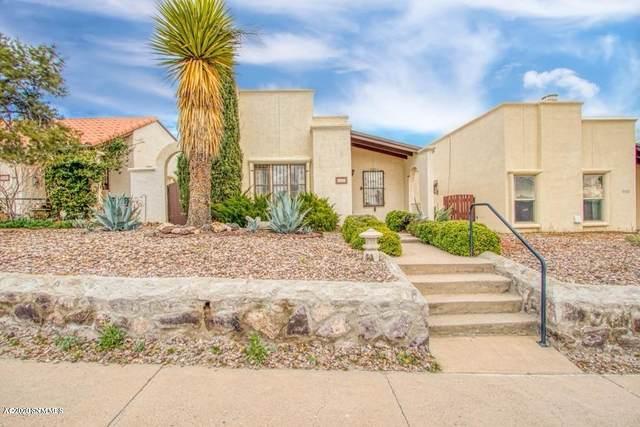 947 Roadrunner Cir Circle, Las Cruces, NM 88011 (MLS #2000711) :: Better Homes and Gardens Real Estate - Steinborn & Associates