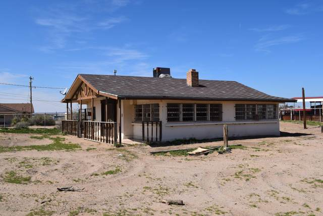 1833 Anthony Drive, Anthony, NM 88021 (MLS #2000715) :: Better Homes and Gardens Real Estate - Steinborn & Associates