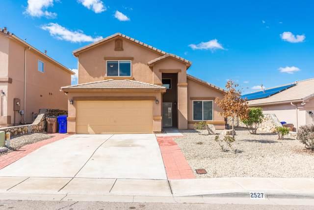 2527 Kentwood Court, Las Cruces, NM 88011 (MLS #2000716) :: Arising Group Real Estate Associates