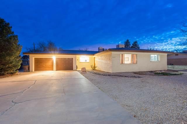 2115 Jody Drive, Las Cruces, NM 88007 (MLS #2000723) :: Arising Group Real Estate Associates