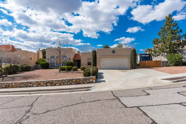2252 Laramie Drive, Las Cruces, NM 88011 (MLS #2000725) :: Better Homes and Gardens Real Estate - Steinborn & Associates