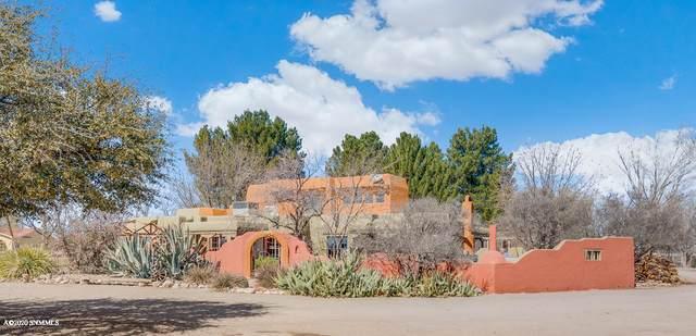 1245 Webb Road, Anthony, NM 88021 (MLS #2000728) :: Arising Group Real Estate Associates