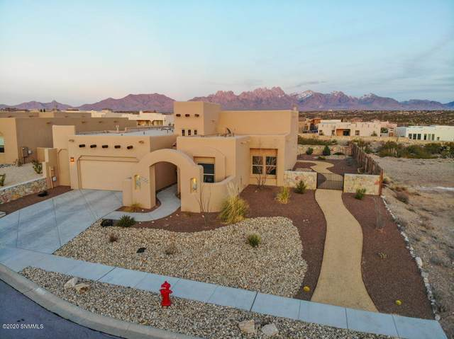 4328 Isleta Court, Las Cruces, NM 88011 (MLS #2000732) :: Arising Group Real Estate Associates