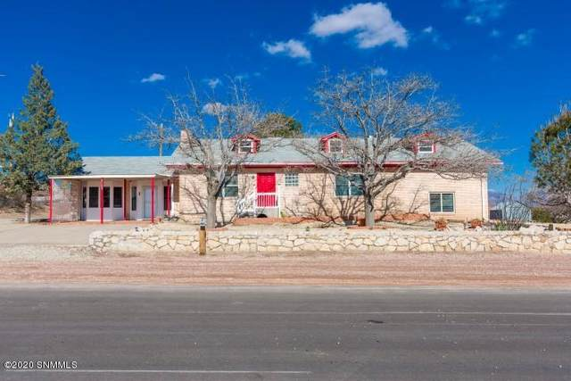 5140 Chiricahua Trail, Las Cruces, NM 88012 (MLS #2000734) :: Better Homes and Gardens Real Estate - Steinborn & Associates