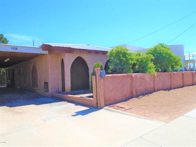 1128 N Campo Street, Las Cruces, NM 88001 (MLS #2000737) :: Arising Group Real Estate Associates