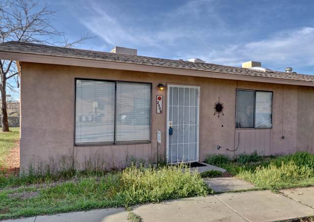 2006 Stanford Street, Las Cruces, NM 88005 (MLS #2000740) :: Better Homes and Gardens Real Estate - Steinborn & Associates