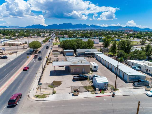 855 W Picacho Avenue, Las Cruces, NM 88005 (MLS #2000746) :: Better Homes and Gardens Real Estate - Steinborn & Associates