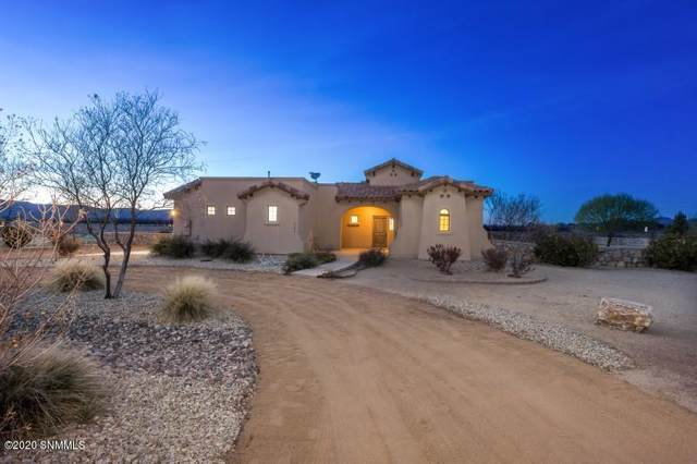 5581 Redfox Road, Las Cruces, NM 88007 (MLS #2000749) :: Better Homes and Gardens Real Estate - Steinborn & Associates