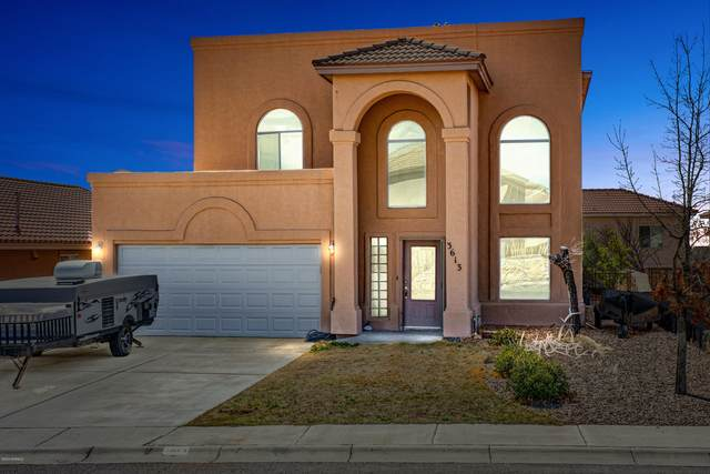 3613 Tres Piedras Way, Las Cruces, NM 88012 (MLS #2000755) :: Arising Group Real Estate Associates