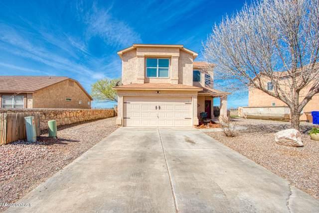 5923 Norte Vista Drive, Las Cruces, NM 88012 (MLS #2000763) :: Arising Group Real Estate Associates