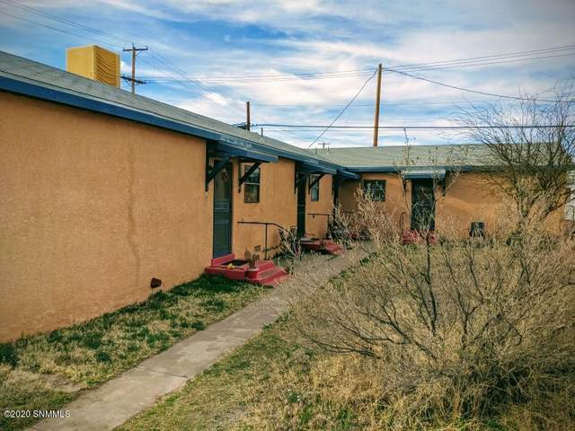 529 Van Patten Street, Truth Or Consequences, NM 87901 (MLS #2000765) :: Arising Group Real Estate Associates