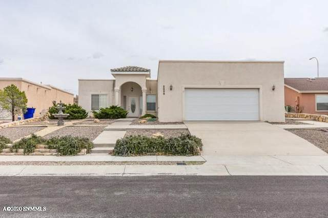2898 Quasar, Las Cruces, NM 88011 (MLS #2000781) :: Better Homes and Gardens Real Estate - Steinborn & Associates