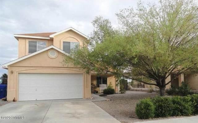 5195 Arena Drive, Las Cruces, NM 88012 (MLS #2000794) :: Arising Group Real Estate Associates