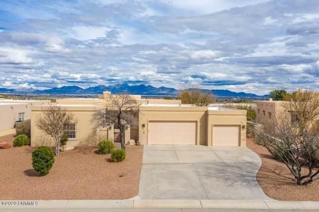 1620 Via Diamante, Las Cruces, NM 88007 (MLS #2000798) :: Arising Group Real Estate Associates