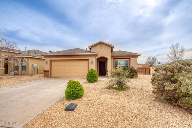 2839 La Union Court, Las Cruces, NM 88007 (MLS #2000801) :: Better Homes and Gardens Real Estate - Steinborn & Associates