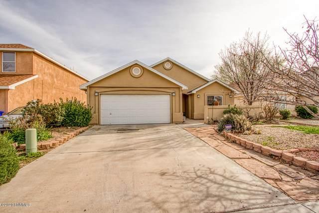 2991 Fountain Avenue, Las Cruces, NM 88007 (MLS #2000802) :: Arising Group Real Estate Associates