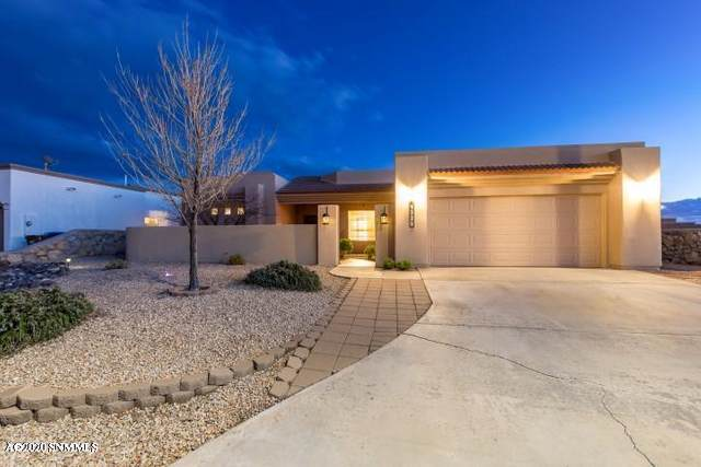 4520 Miramar Arc, Las Cruces, NM 88011 (MLS #2000817) :: Agave Real Estate Group