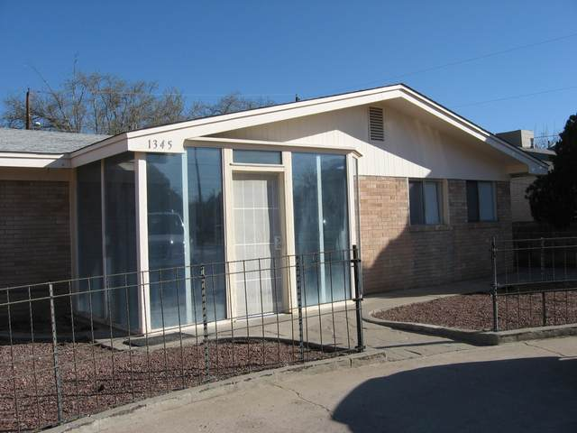 1345 Plain Street, Las Cruces, NM 88001 (MLS #2000818) :: Better Homes and Gardens Real Estate - Steinborn & Associates