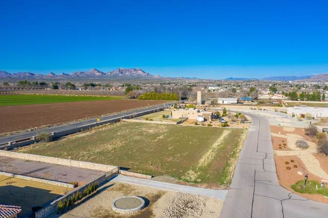 5577 Redfox Road, Las Cruces, NM 88007 (MLS #2000824) :: Better Homes and Gardens Real Estate - Steinborn & Associates