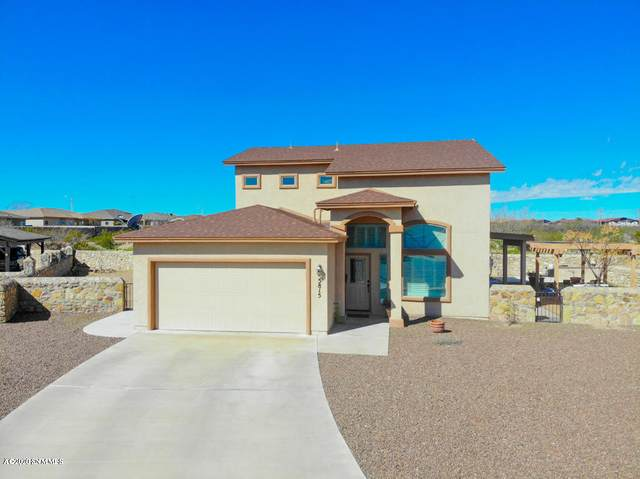 5815 Essex Court, Sunland Park, NM 88008 (MLS #2000826) :: Better Homes and Gardens Real Estate - Steinborn & Associates