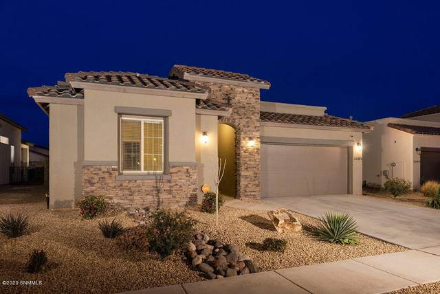 3685 Balboa Court, Las Cruces, NM 88012 (MLS #2000833) :: Better Homes and Gardens Real Estate - Steinborn & Associates