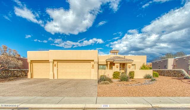 2118 Estancia Place, Las Cruces, NM 88005 (MLS #2000835) :: Better Homes and Gardens Real Estate - Steinborn & Associates