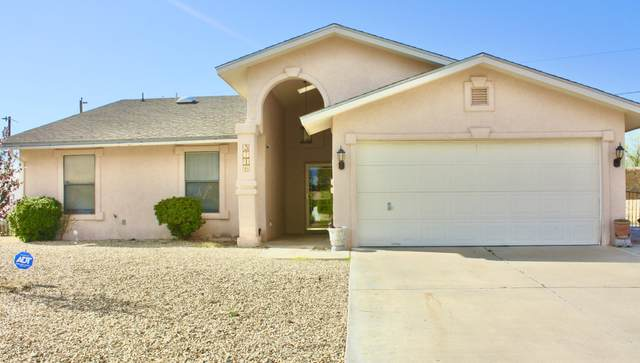 3716 Mondale Loop Loop, Las Cruces, NM 88005 (MLS #2000840) :: Better Homes and Gardens Real Estate - Steinborn & Associates