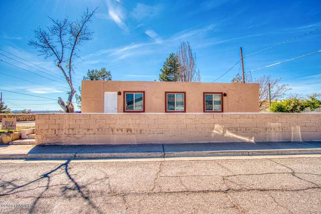 180 S Willow St. Street, Las Cruces, NM 88001 (MLS #2000847) :: Arising Group Real Estate Associates