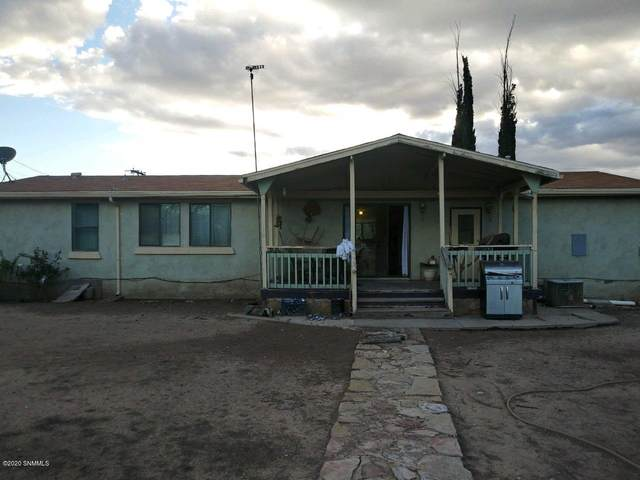 4920 Dona Ana Road, Las Cruces, NM 88007 (MLS #2000850) :: Better Homes and Gardens Real Estate - Steinborn & Associates