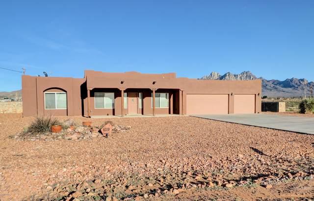 6310 Wagon East Trail Trail, Las Cruces, NM 88012 (MLS #2000854) :: Arising Group Real Estate Associates