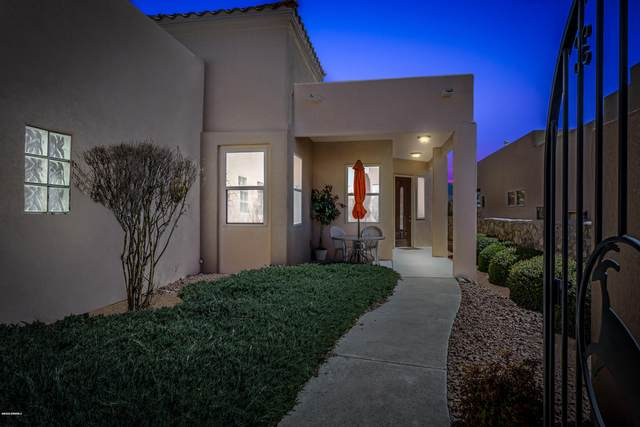 1736 Boulders Drive, Las Cruces, NM 88011 (MLS #2000857) :: Arising Group Real Estate Associates
