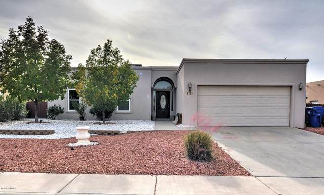 4101 Gila Trail Trail, Las Cruces, NM 88005 (MLS #2000860) :: Better Homes and Gardens Real Estate - Steinborn & Associates