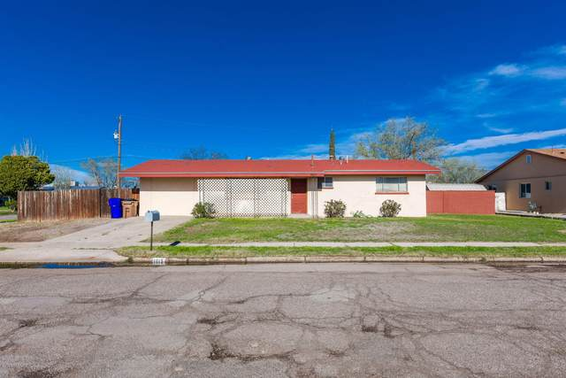 1015 Calle Del Sol, Las Cruces, NM 88005 (MLS #2000871) :: Arising Group Real Estate Associates