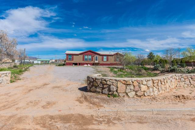 9075 Roswell Street, Mesilla Park, NM 88047 (MLS #2000885) :: Better Homes and Gardens Real Estate - Steinborn & Associates