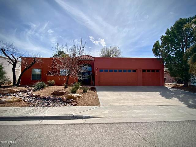 121 Cloud Song, Santa Teresa, NM 88008 (MLS #2000887) :: Better Homes and Gardens Real Estate - Steinborn & Associates