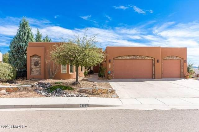 3508 Saddle Rock Road, Las Cruces, NM 88011 (MLS #2000893) :: Arising Group Real Estate Associates