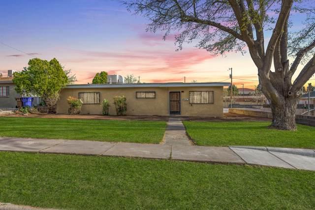 1252 E Mesa Avenue, Las Cruces, NM 88001 (MLS #2000895) :: Better Homes and Gardens Real Estate - Steinborn & Associates
