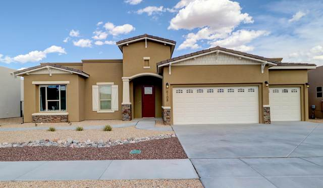 6108 Arosa Street, Las Cruces, NM 88012 (MLS #2000901) :: Arising Group Real Estate Associates