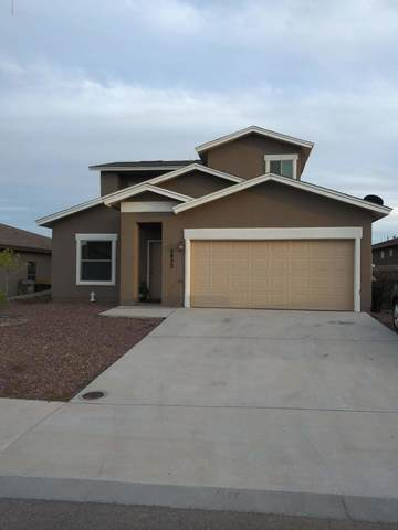 5852 Laurensito Street, Sunland Park, NM 88008 (MLS #2000906) :: Better Homes and Gardens Real Estate - Steinborn & Associates