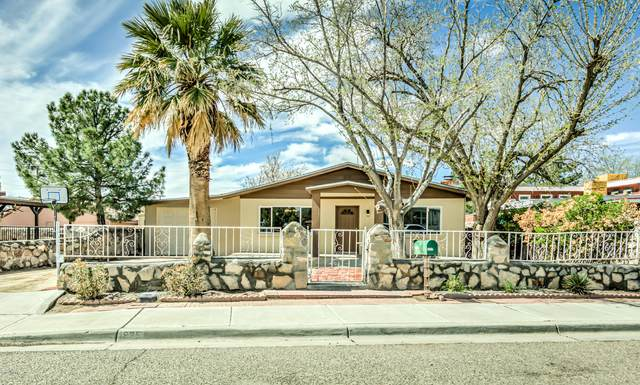 1825 Calle Sosa, Las Cruces, NM 88001 (MLS #2000914) :: Better Homes and Gardens Real Estate - Steinborn & Associates