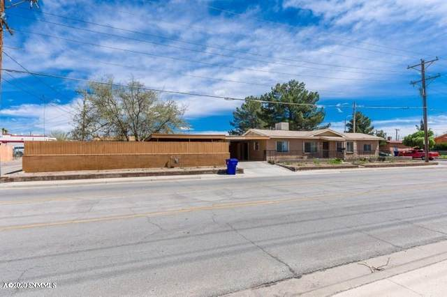 525 S Espina Street, Las Cruces, NM 88001 (MLS #2000915) :: Arising Group Real Estate Associates