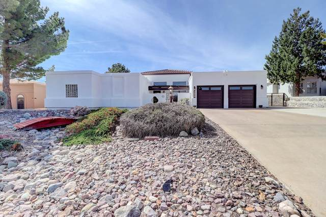 6555 Vista De Oro, Las Cruces, NM 88007 (MLS #2000920) :: Arising Group Real Estate Associates