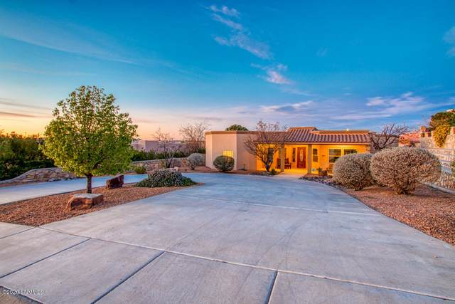 3071 Moonlight Ridge Arc, Las Cruces, NM 88011 (MLS #2000924) :: Arising Group Real Estate Associates