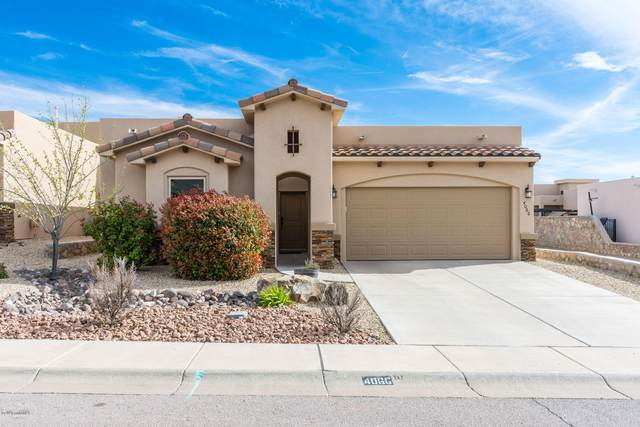 4066 Monte Sombra, Las Cruces, NM 88012 (MLS #2000928) :: Better Homes and Gardens Real Estate - Steinborn & Associates