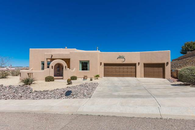 3065 Eclipse Ridge Lane, Las Cruces, NM 88011 (MLS #2000929) :: Arising Group Real Estate Associates