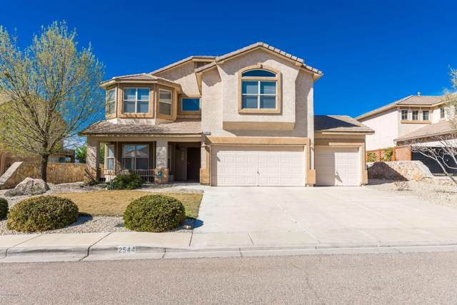 2544 Tuscan Hills Lane, Las Cruces, NM 88011 (MLS #2000930) :: Arising Group Real Estate Associates